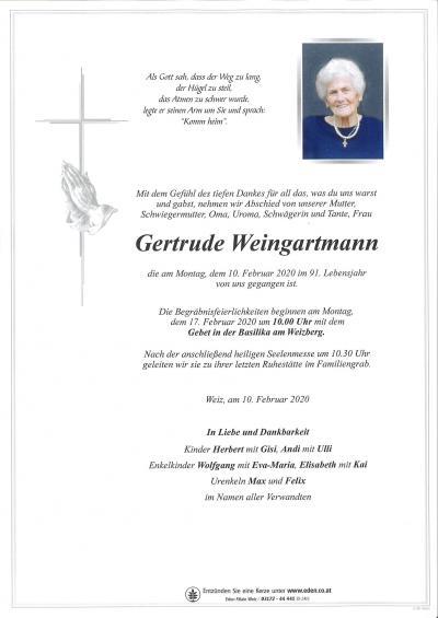 Weingartmann