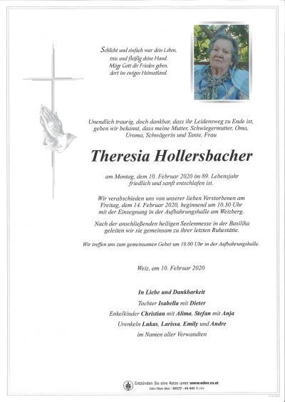 Hollersbacher