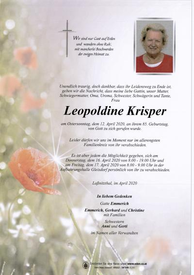 Krisper