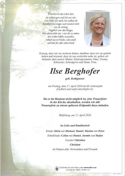 Berghofer