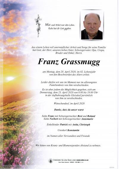 Grassmugg