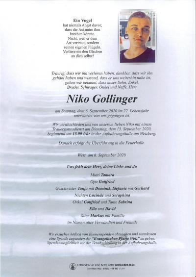 Gollinger