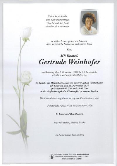 Weinhofer