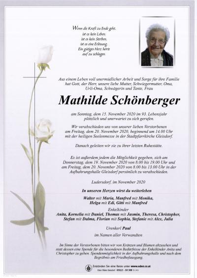 Schönberger