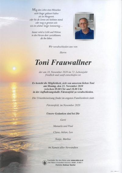 Frauwallner
