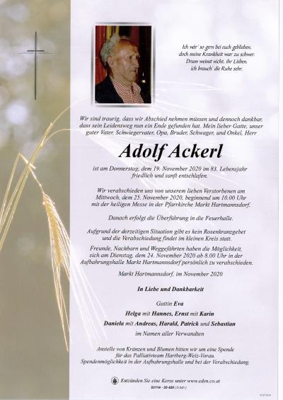 Ackerl
