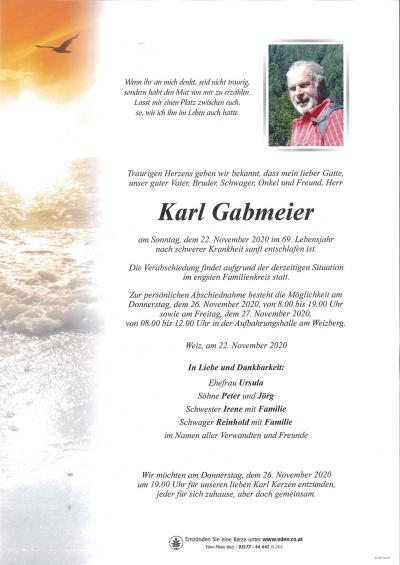 Gabmeier