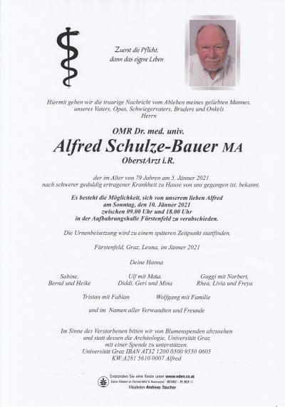 Schulze-Bauer