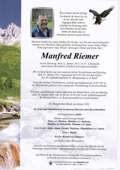 Riemer