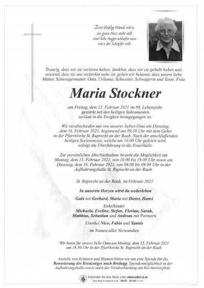 Stockner