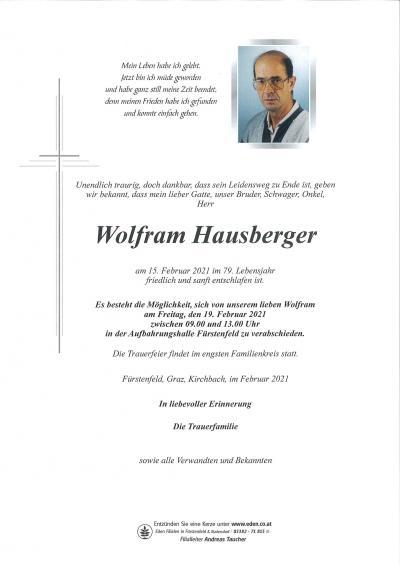 Hausberger