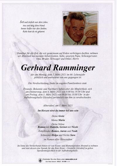 Ramminger