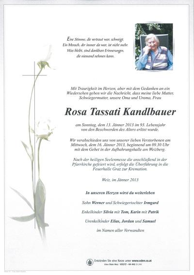 Tassati Kandlbauer