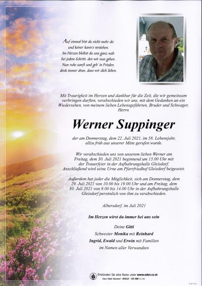 Suppinger
