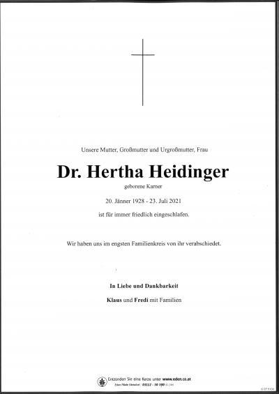 Heidinger