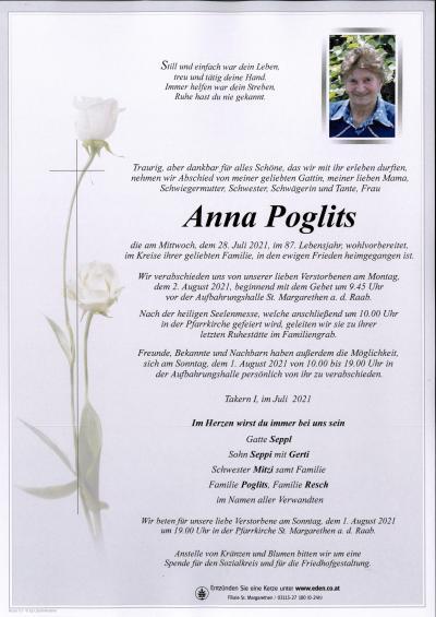 Poglits