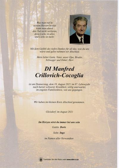 Crillovich-Cocoglia