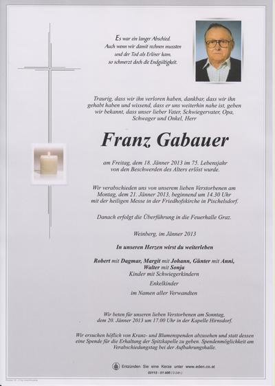 Gabauer