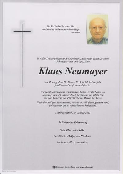 Neumayer