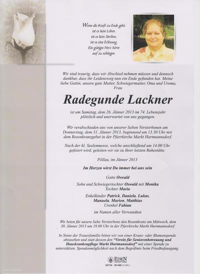 Lackner