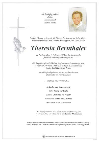 Bernthaler