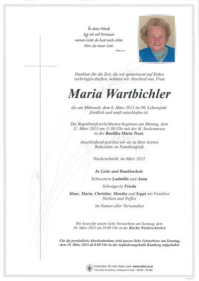 Wartbichler