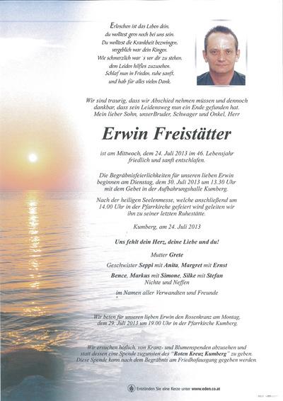 Freistätter