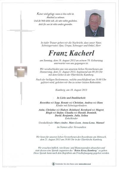 Kacherl