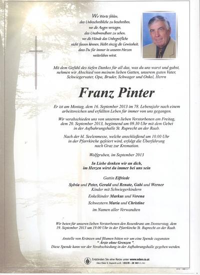 Pinter